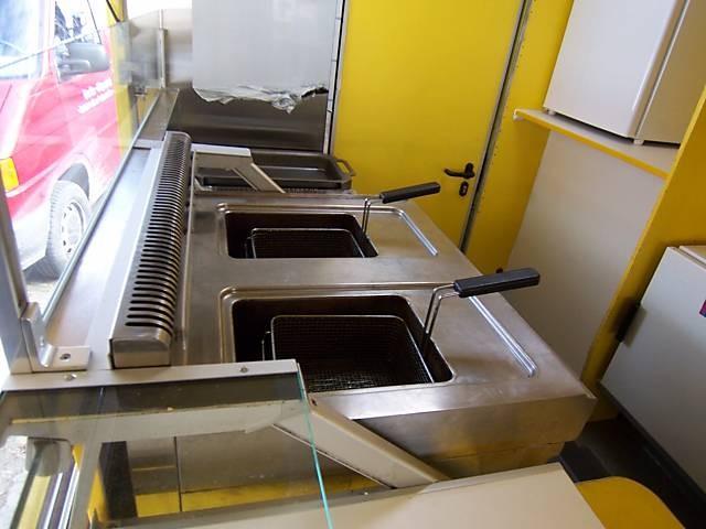 ford transit imbiss verkaufsmobil gas friteuse grill snack. Black Bedroom Furniture Sets. Home Design Ideas