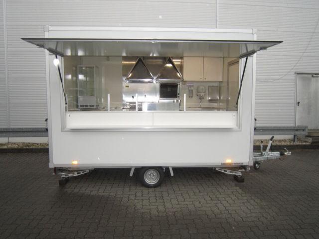 Verkaufshänger, Imbisswagen und Verkaufsfahrzeuge in