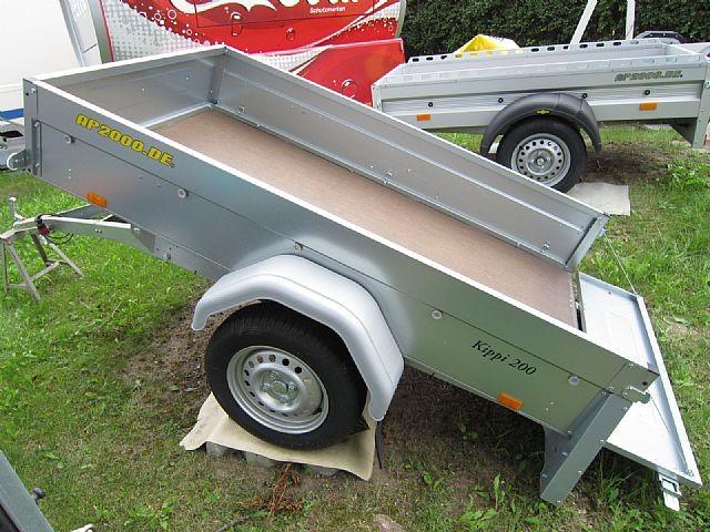 brenderup kippi 200 kippbare ladef che z gg 750 kg 2 03x. Black Bedroom Furniture Sets. Home Design Ideas