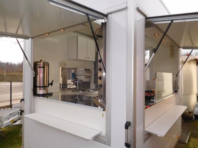 verkaufsanh nger ap2000 imbiss gastro voll ausstattung. Black Bedroom Furniture Sets. Home Design Ideas