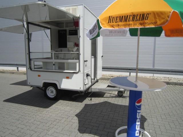 trailer ap2000 mini donuts verkaufswagen inkl profi donut maschine 2xverkaufsklappe in. Black Bedroom Furniture Sets. Home Design Ideas